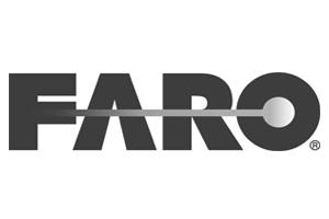 3D-Messeinrichtungen der Firma Faro